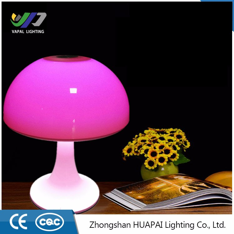 Novelty Night Light Mushroom Shaped led Desk Table Lamp For Kids Children Bedroom Decor china supplier