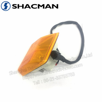 SHACMAN SPARE PARTS Original Left Cornering Lamp DZ97189721330