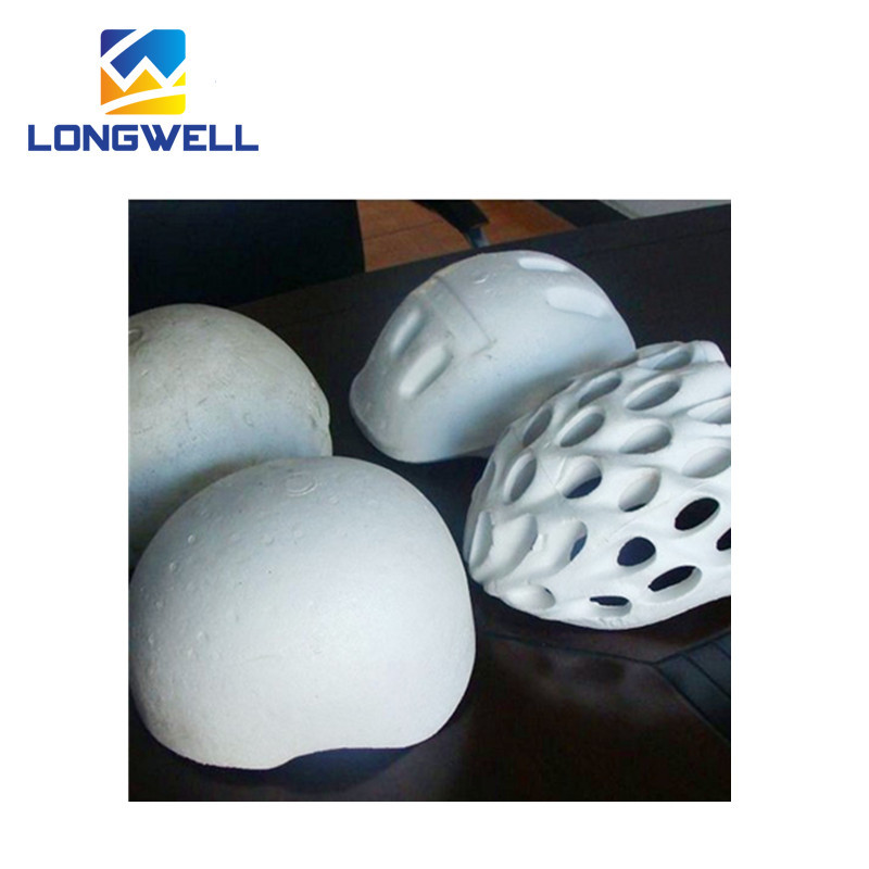 EPS Foam Helmet Mould For Bicycle Motorcycle Aluminum