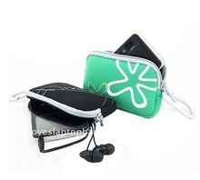 colorful neoprene camera case for galaxy note / travel