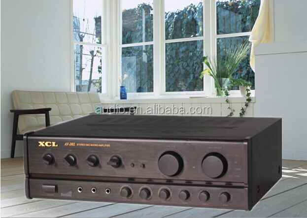 Hot selling!!! 2.0 channel amplificador audio