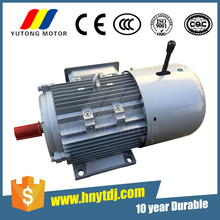 YEJ132S1-2 magnetic brake induction electric motor 7.5HP