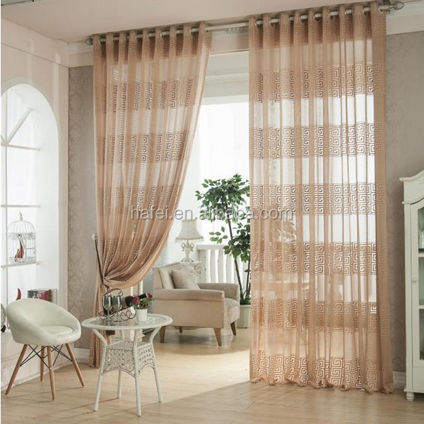 wholesale macrame luxury lace tulle sheer curtains