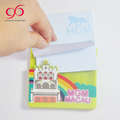 2017 latest sticky note memo pad sticker cube