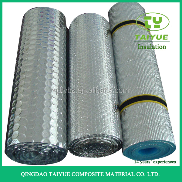 China manufacture Competitive Price Aluminum Foil Air Bubble Insulation