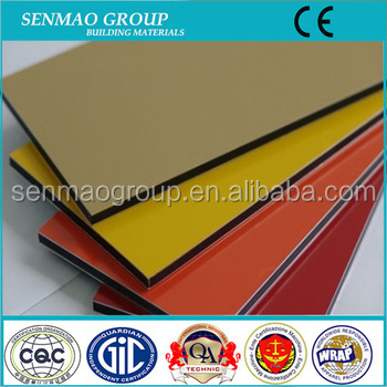 building material 4mm building facade material