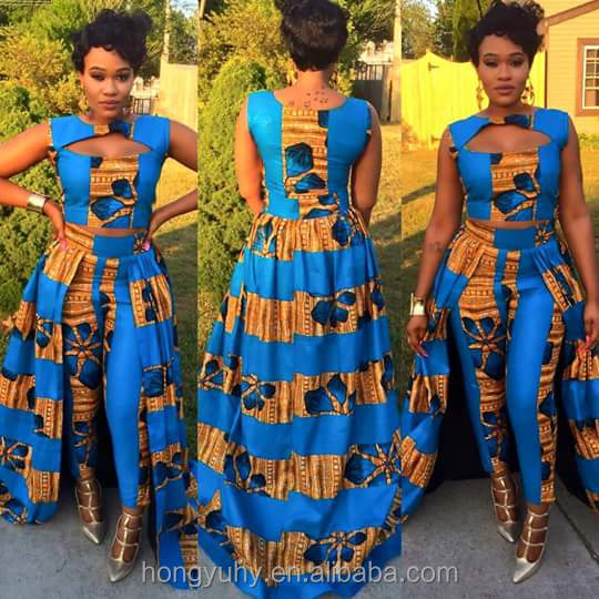 M42227 beautiful sexy african clothing wholesale african clothing sleeveless