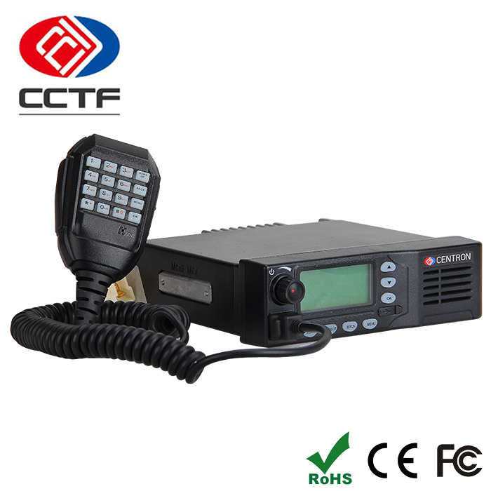 D-660 Uhf Vhf Transceiver Waterproof Ham Radio Dual Band Digital Mobile Radio