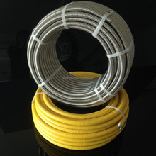 High quality stainless steel gas cooker connection hose