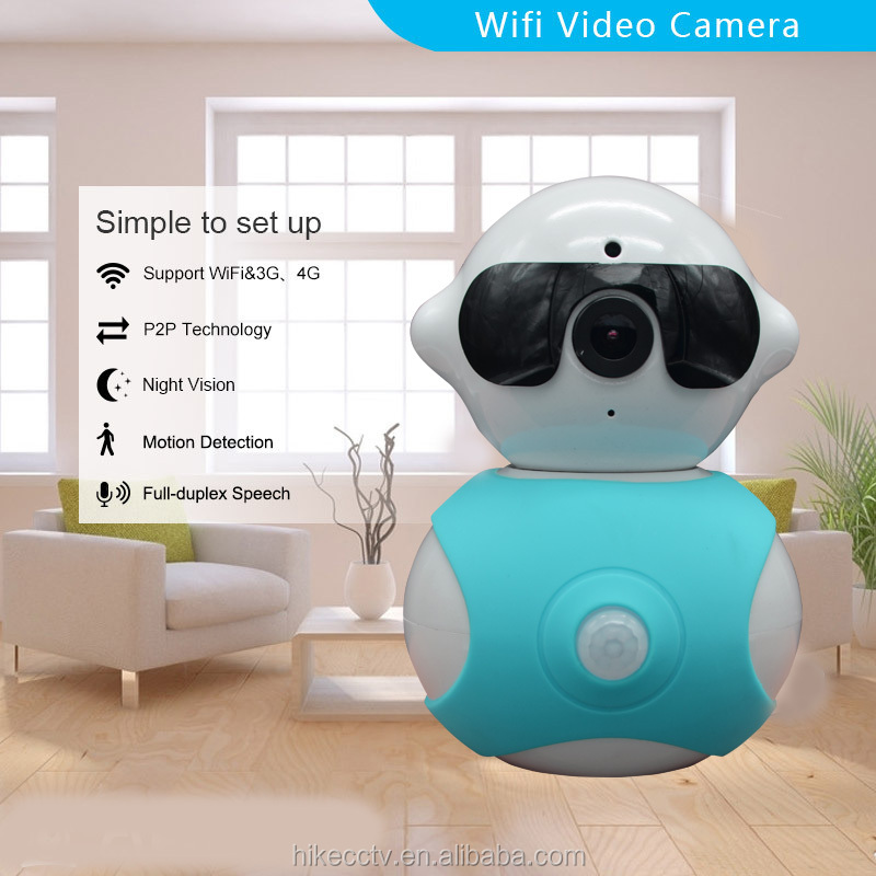 China Monitors Wireless Security Baby Care Camera P2P CCTV