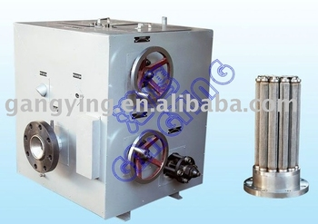 POLYMER FILTER for fiber production line (PSF)