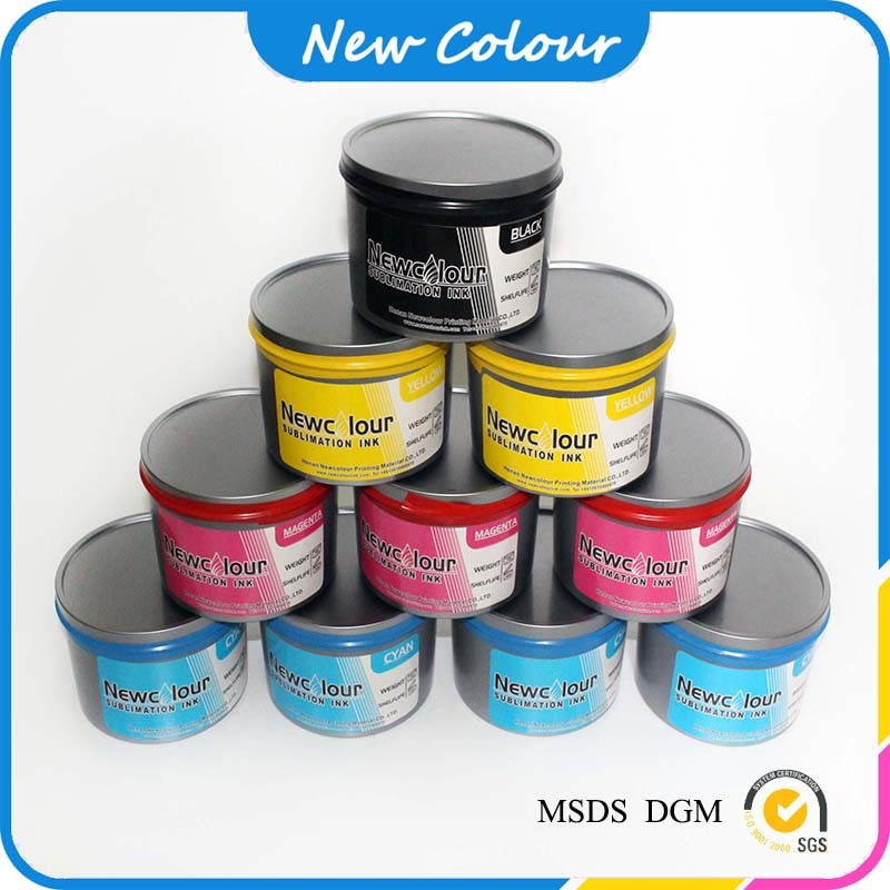 safety and economic sublimation printing ink