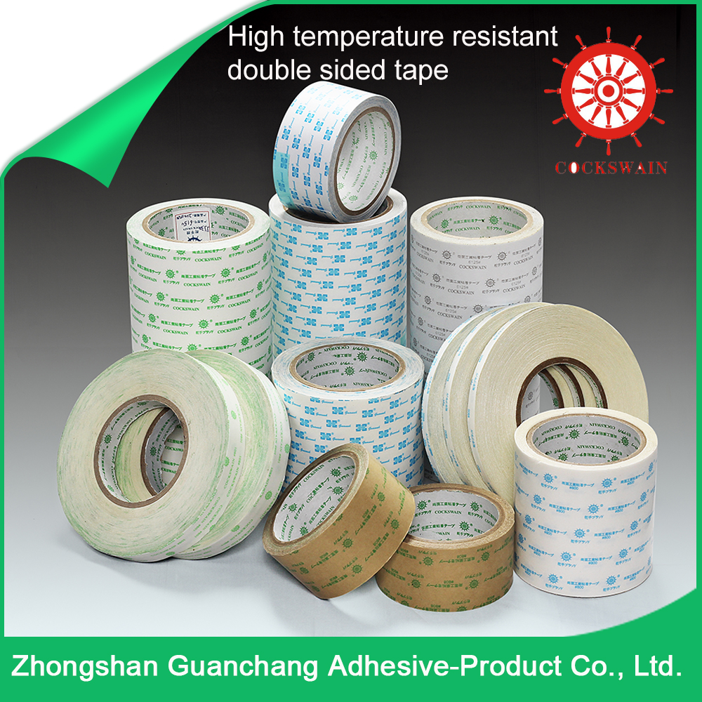 Wholesale Products China High temperature Resistant Insulation Black Adhesive Tape
