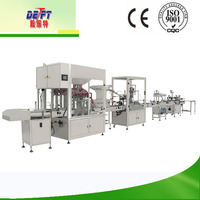 chinese best quality automatic perfume filling machines