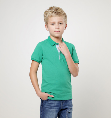 kids polo shirt /wholesale children clothes