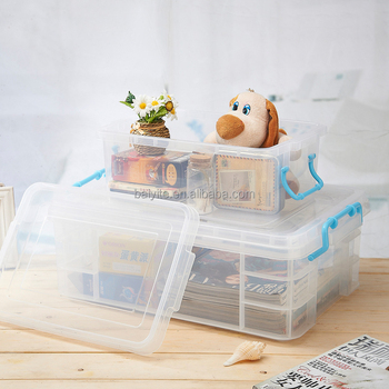 Useful plastic storage box