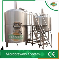 China manufacturer supply beer conical fermenters for home/pub/brewery beer brewing machine