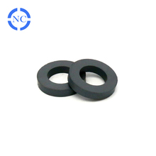 Wholesale high quality powerful permanent ring ferrite magnet