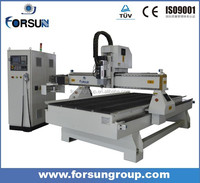 Jinan china cnc router machine for pvc/cnc router with rotation axis