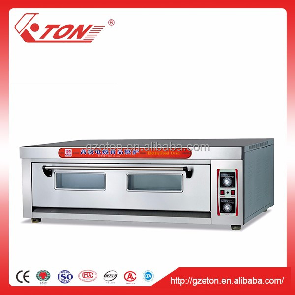 Commercial Electric 3 Trays Pizza Brick Oven