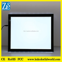 Design Graphic Tablet Super Bright Eyes Protected Transparency Animation Led Slim Light Box a3 for Kids