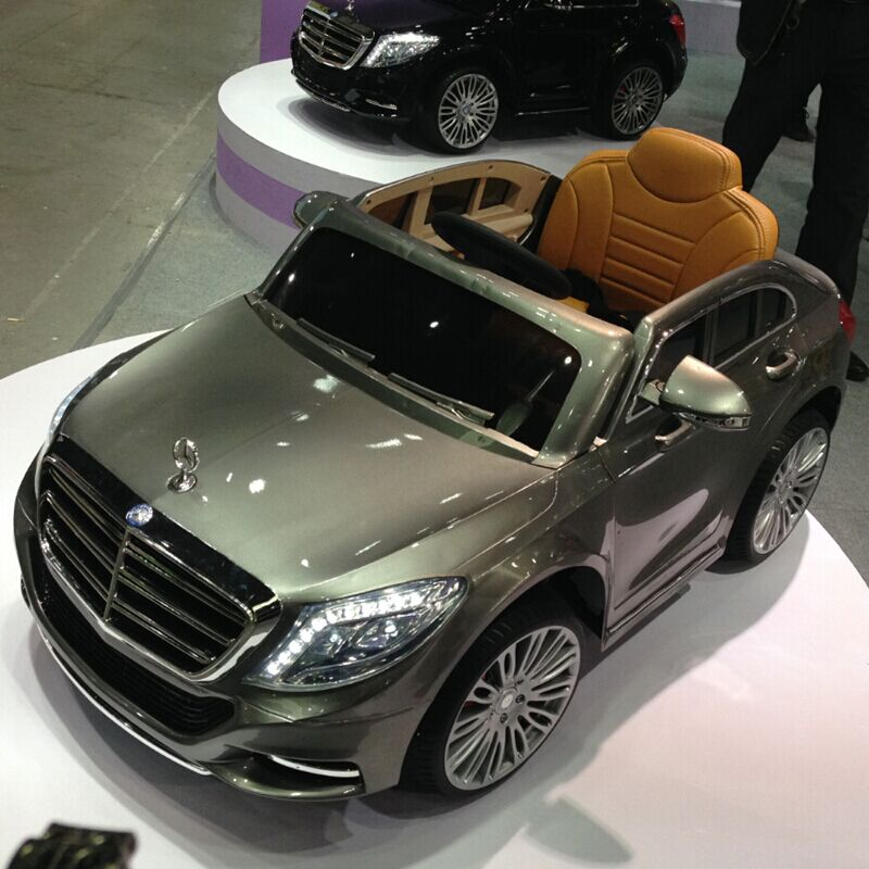 2017 Hot selling Licensed Ride on Car kids electric car mercedes benz S600