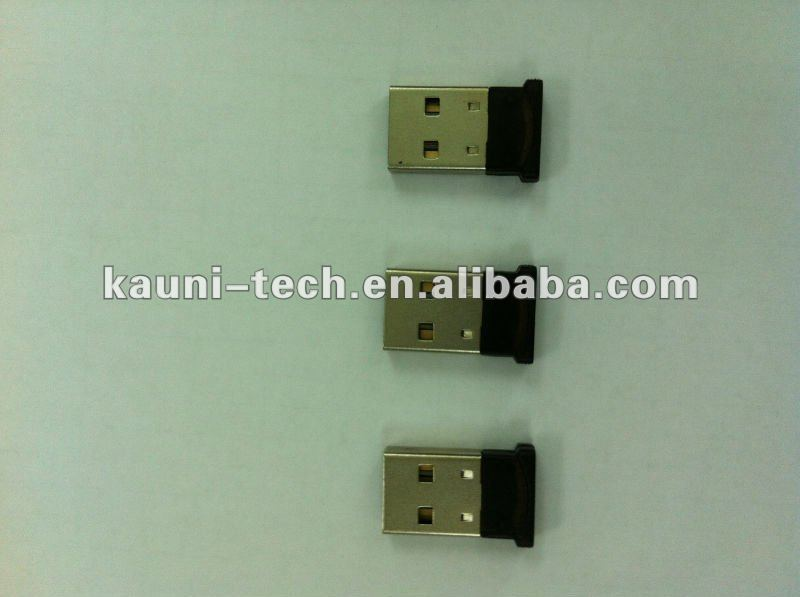 Mini Bluetooth usb dongle, Class1/2, unique MAC address