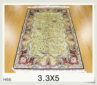 handmade silk carpet made in china tree of life
