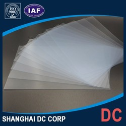 Factory Direct Sales High Quality PVC Coated Overlay Film