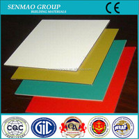PVDF/PE building material decoration aluminum cladding kitchen laminate wall covering
