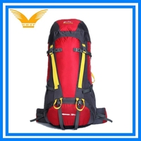 Wholesale outdoor products backpack travel backpack with rain cover