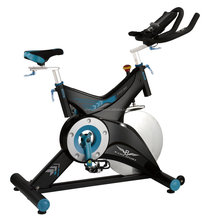 TSC-PJ2008 2017 new type GYM high quality SPD spinning bike with 25kg CNC flywheel