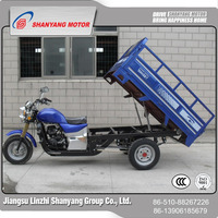 2017 BeLZSY Selling Three Wheel Cargo Motorcycles for Sale dayun motorcycles sidecar