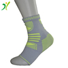 2018 Custom factory Bamboo charcoal fiber compression support elastic ankle brace