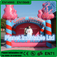 Hot Design Candy Floss Inflatable Bar Tent For Advertising