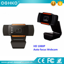 New item 2560*1080 PC HD 1080P auto focus HD PC webcam camera with mic