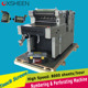 Automatic sheet rotary numbering perforating machine manufacturer