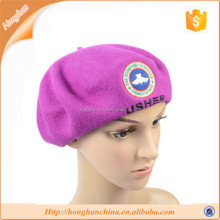 Knit Hat Colorful Breathable Comfort Beret Caps