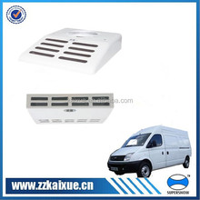 Top mounted refrigeration unit refrigerator cooling van for sale