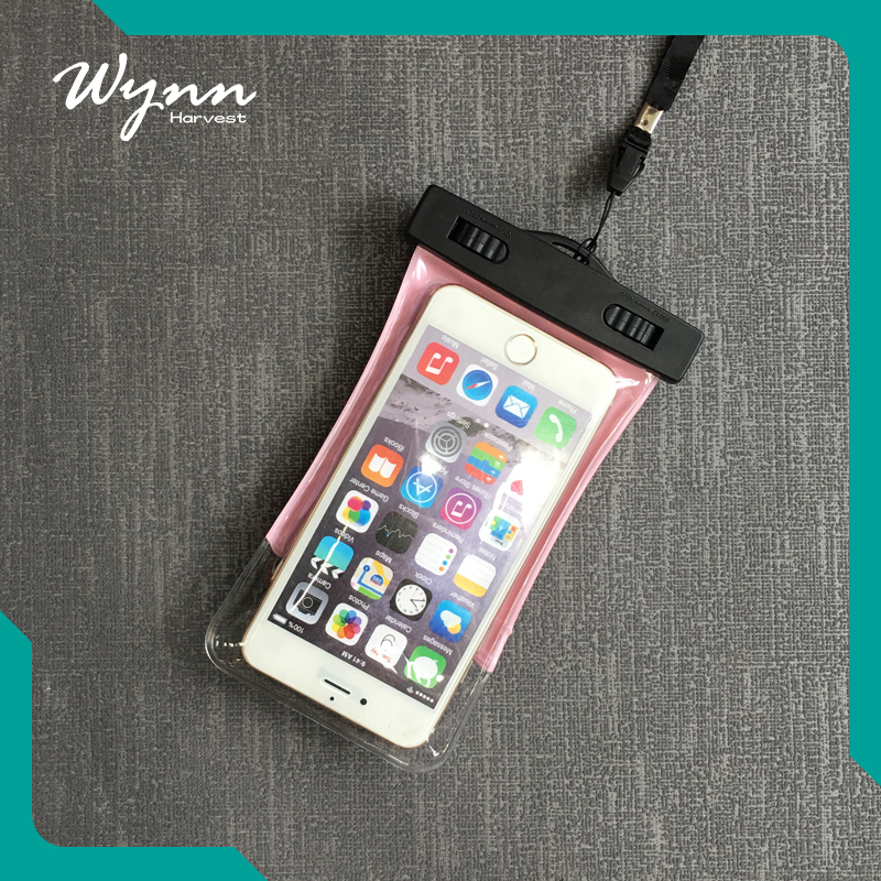 Quality Assurance waterproof 6s case small waterproof phone
