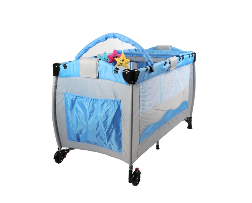 2017 hot sale baby bed with many color and the SGS