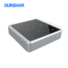 V3.0 A2DP bluetooth transmitter and receiver 3.5mm portable transmitter and Receiver 2 in 1