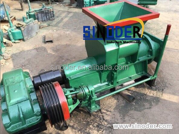SINODER Brand Full automatic Clay Brick Making Machine / clay brick making factory