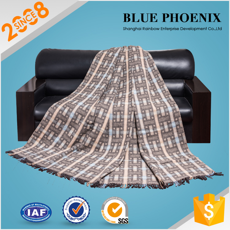 Chinese Supplier Quality Assurance Wool Yoga Blankets