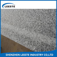 LEESTE Compressive strength 210Mpa grey granite types with strong packing