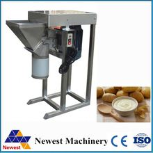 10years experience garlic mashing machine/ginger paste machine/potato cutting mud machine