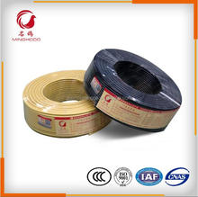 Copper pvc wire 1.5mm 2.5mm 4mm 6mm 10mm single core house wiring electrical cable price