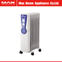 high quality portable oil filled electric radiator