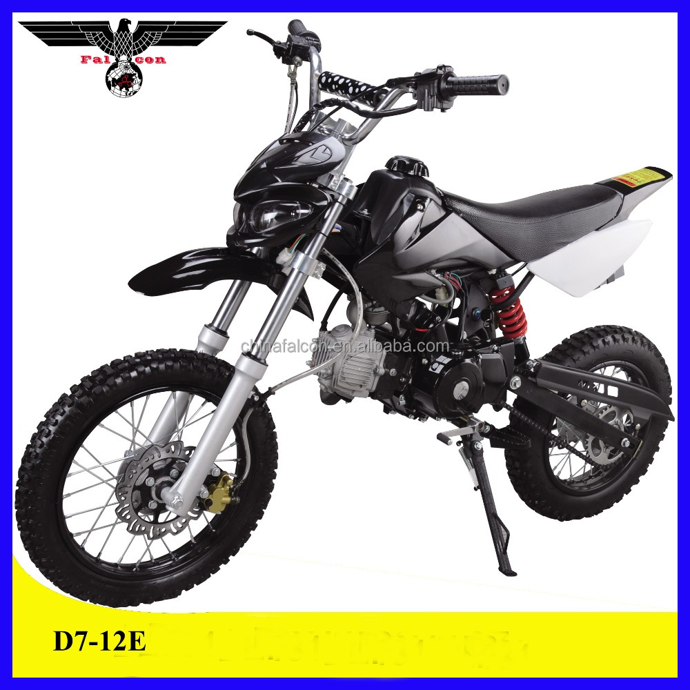 Cheap 125cc Dirt Bike Off-road Motorcycle (D7-12)