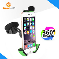 2016 Alibaba Express Hot Selling Magnetic Car Gel Sticky Car Suction Cup Car Holder for Big Screen Smartphone (HC02K)
